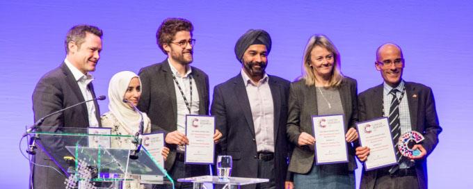 Équipe d'hétérogénéité tumorale - Lauréats du prix de la recherche translationnelle sur le cancer